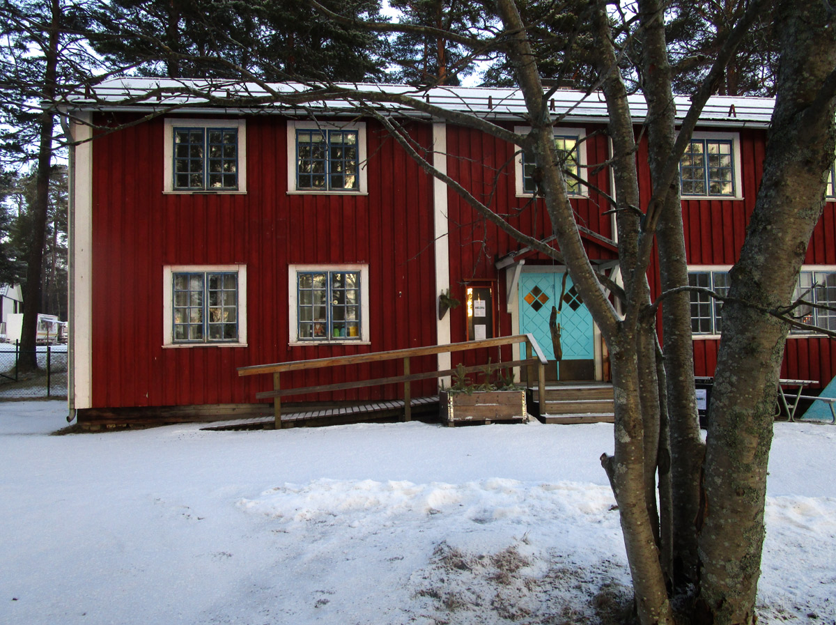 Kulturhuset i Järpen